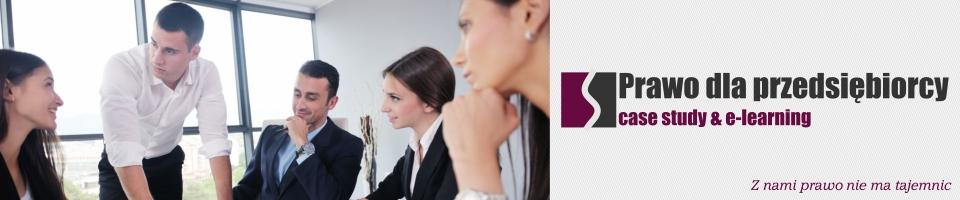 Szkoła Prawa Sądowego - Prawo dla przedsiębiorcy